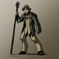HALLOWEEN 2016 Day 8: Torgo by KrisSmithDW