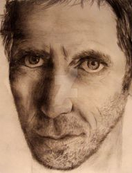 Hugh Laurie attempt by ScottMcGlynn