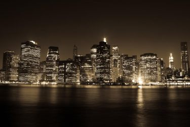 New York City: Downtown by PeterKruczek
