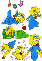 Maggie Simpson... by Beth182