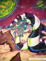 Sandworm by psychedelic-funk