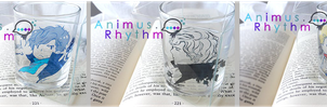 SH: Sherlock Mini Cups by Animus-Rhythm