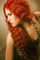 Red Head by SindelChaos