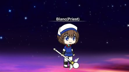 Blanc the Priest.(4GO) by MegaAli