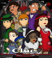Clue - The Play XD by SonicandShadowfan15