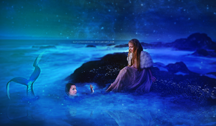 A Mermaid's tale by HayleyGuinevere