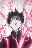 Mob Psycho 100 by M-GO
