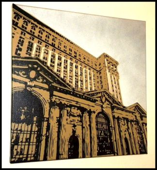 Michigan Central Station by philly808