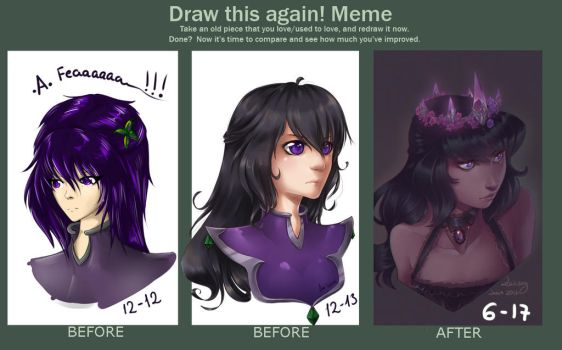 Draw this again! by Zaiisey