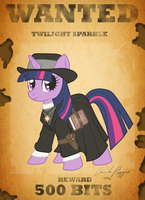 Western Twilight by IceCatDemon