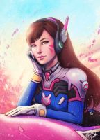 D.va by Emeraldus