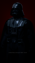 Darth Vader / STARWARS BATTLEFRONT / SFM by lemon100