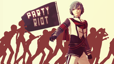 (Video Link) Party Riot by LizaSakura