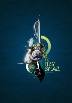TheBusySnail by timelikeit
