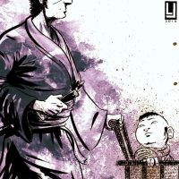 Lone Wolf and Cub by luilouie