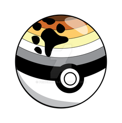 Bear Brotherhood Pride PokeBall by PrideMarks