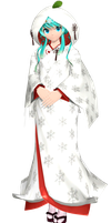 Project Diva Arcade Future Tone Snow Miku 2013 by WeFede