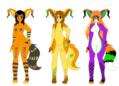 Wicked Adopts (OPEN) by Pumpkin-Puff