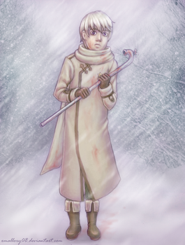 It was long winter by xmallory08