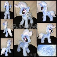 MLP 10 inch Happy Trixie Lulamoon .:Commission:. by RubioWolf