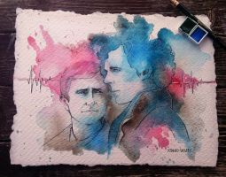 Detectives by Kinko-White