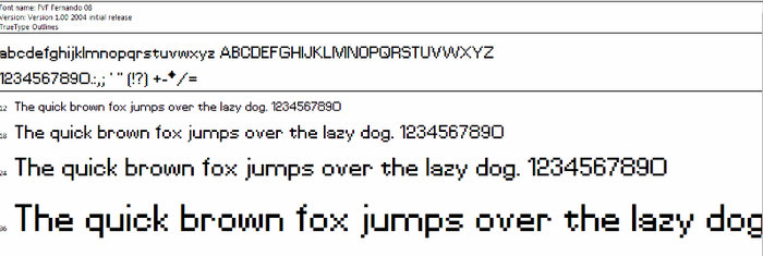 Font Pixel Vietnamese Version by shiningday