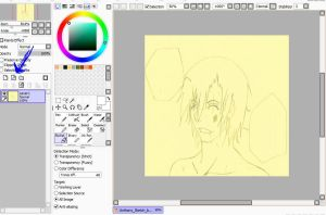 Lineart Tutorial For Sai Part1 by nejean