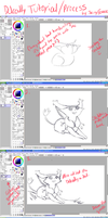 Delcatty Banner Step by Step Process by Togechu