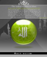 The orders of Allah in islam by masy1