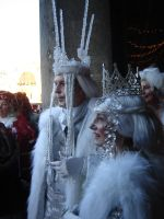 Ice King and Queen Stock by Amor-Fati-Stock
