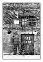 Fire Door by ash