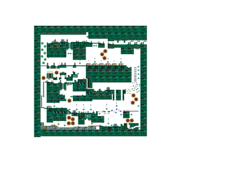 Metallic Madness Zone act 2 by Azure-Dragon-Seiryu