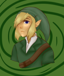 Link AT W/ CartoonLife by AskTheKidneyKingEJ