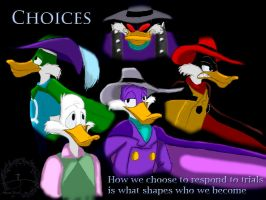 Choices by MountainLygon