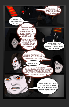 Dawn of 6 :1 PG5 by 4neodesigns
