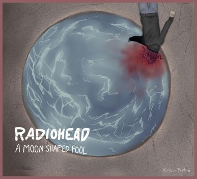 Radiohead Fan Album Cover by Kay-land