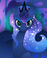 Luna vector by Asssha