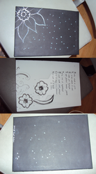 DIY sketch book by yummypa