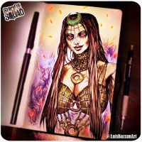 Enchantress_SS by LuisBazzan