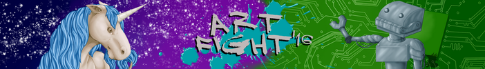 Art Fight 2016 Banner by artyfight