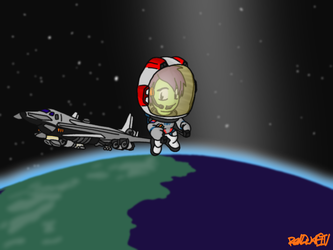 Meridian Flight by RedDwarfIV