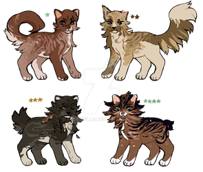 fresh cats for sale, #1 open!!! by milkspills
