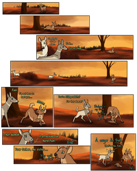 Doe of Deadwood: Pg144 by Songdog-StrayFang
