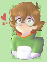 Pidge by coolpup126