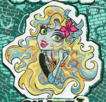 Lagoona Blue Mosaic by kashmere1646