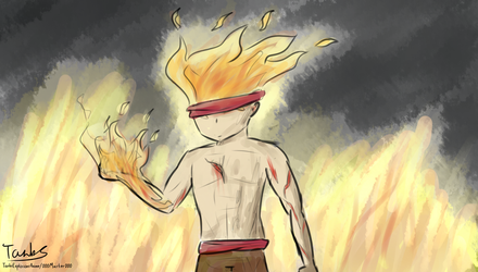 Fire Dud3 by 000master000