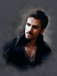 Killian Jones | Captain Hook|Once Upon Time by Phoenixa86