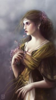 Craving Lilacs by escume
