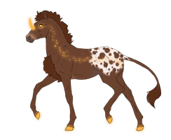 N3113 Padro Foal Design for mylastaccount by casinuba
