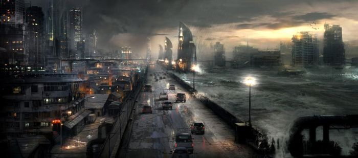 City of Storms by CArcherB
